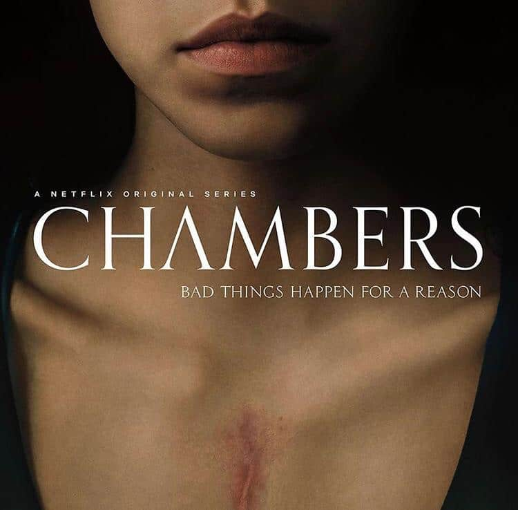 Netflix reveals trailer for supernatural horror series 'Chambers' starring Uma Thurman