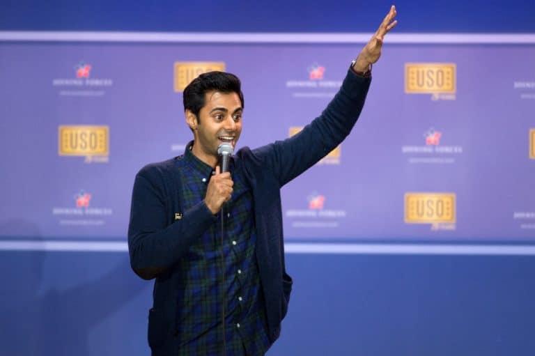 Hasan Minhaj's Patriot Act gets nominated for Webby awards
