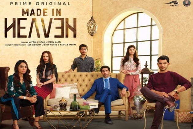 """Back to work"": Zoya Akhtar confirms Made in Heaven season 2"
