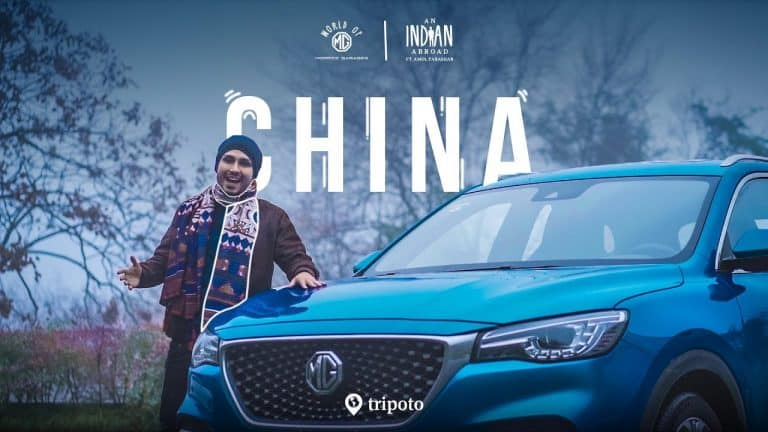 An Indian Abroad China: Amol Parashar's mini travel series is an enjoyable ride
