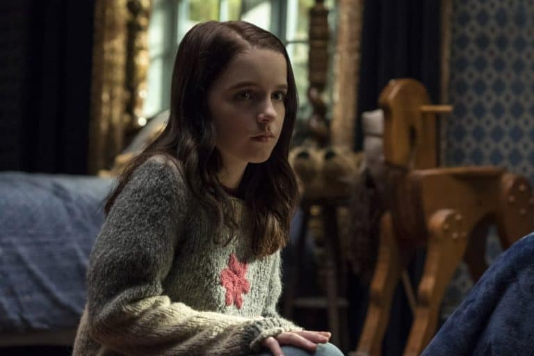 The Haunting of Hill House's McKenna Grace enters the Conjuring Universe