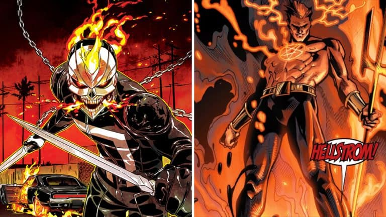 Hulu joins the Marvel party as live action Ghost Rider and Helstrom series announced