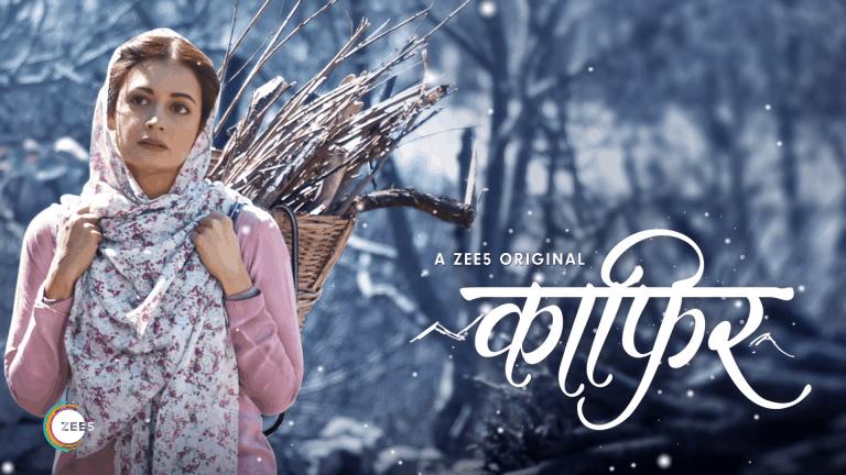 ZEE5 releases trailer for original series Kaafir starring Dia Mirza and Mohit Raina