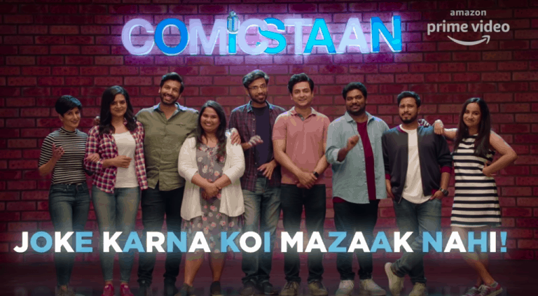 Teaser out for season 2 of stand-up comedy hunt Comicstaan