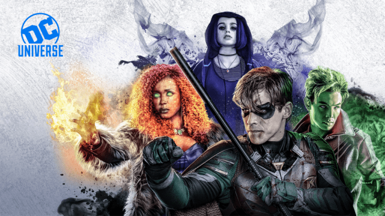 Titans gives live-action Young Justice vibes in season 2 trailer