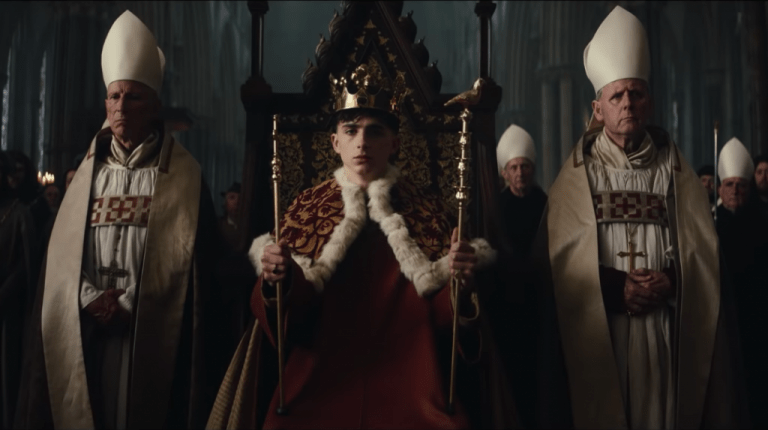 The King: Netflix drops final trailer for Timothée Chalamet drama