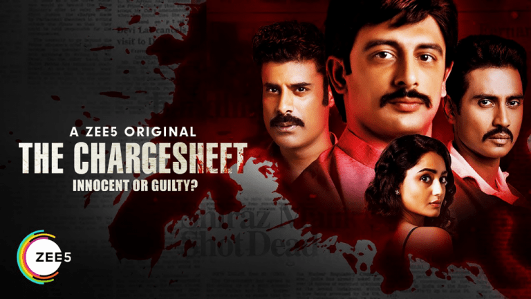 The Chargesheet: Zee5's new murder mystery based on true events