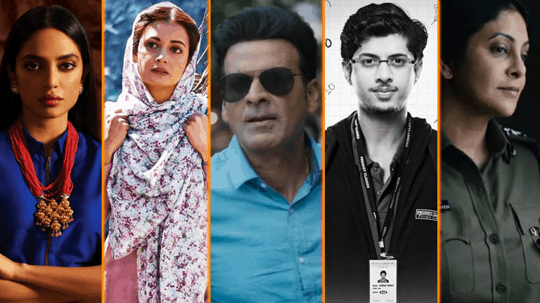 Top 5 Indian web series of 2019
