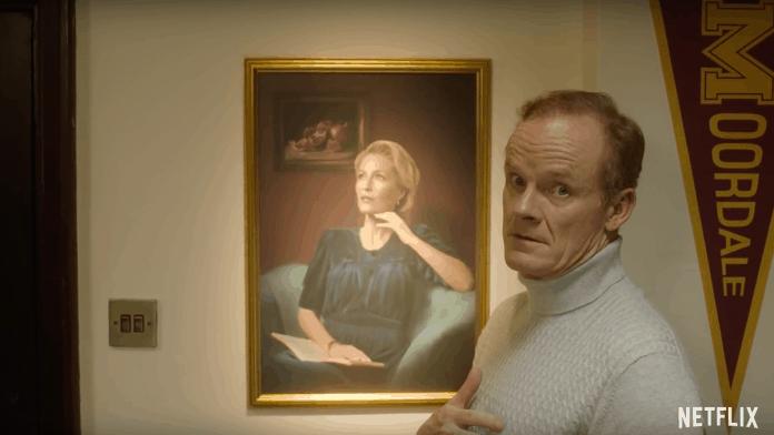 Sex Education teaser season 3 Netflix.