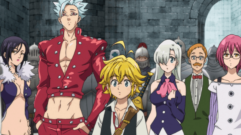 Netflix reveals release date for The Seven Deadly Sins: Imperial Wrath of the Gods