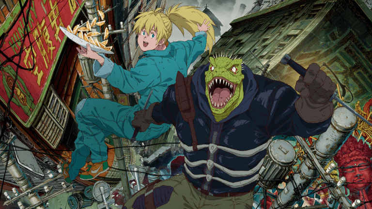 Netflix set to stream horror anime series 'Dorohedoro' outside Japan