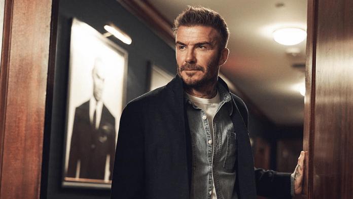 Peaky Blinders - David Beckham