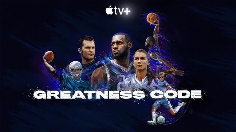 Apple TV's Greatness Code brings untold stories of sports legends