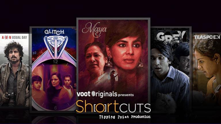 Voot's 12 thrilling short films under the 'Shortcuts' label