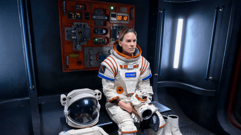 Hilary Swank's Away brings futuristic space mission on Netflix