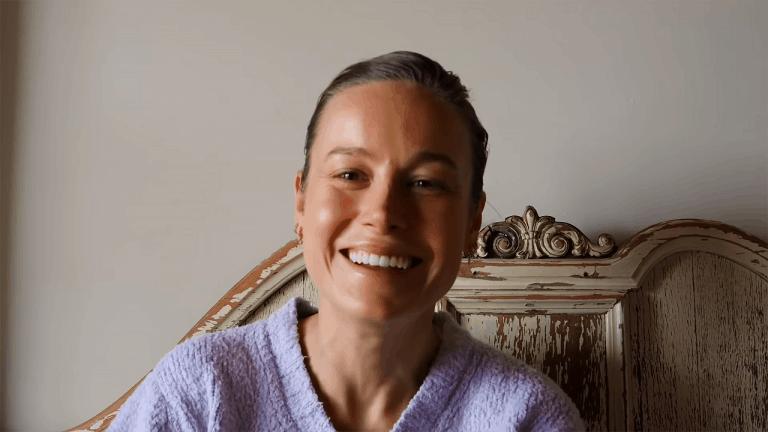Captain Marvel's Brie Larson starts new YouTube channel