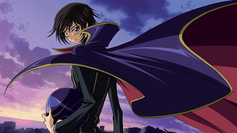 Code Geass: Lelouch of the Re;surrection to stream on Netflix