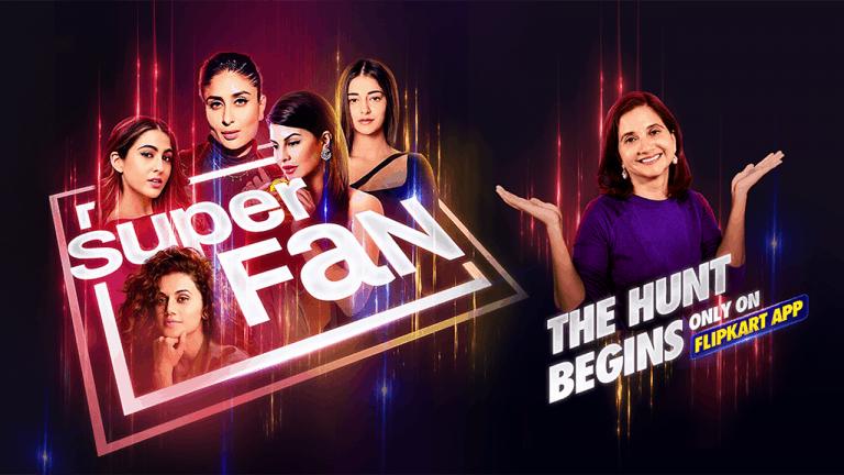Super Fan: Flipkart Video's new celebrity quiz show