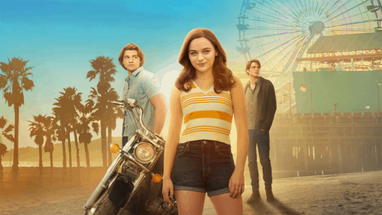 Netflix gives viewers sneak peek of The Kissing Booth 3