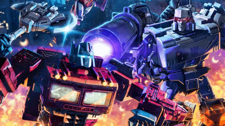 Transformers: War For Cybertron Trilogy – Siegeto stream on Netflix