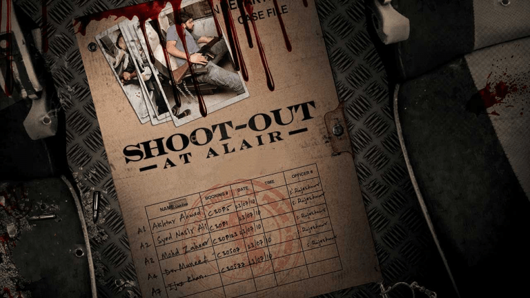 Shoot-out at Alair: ZEE5's new crime thriller based on true events