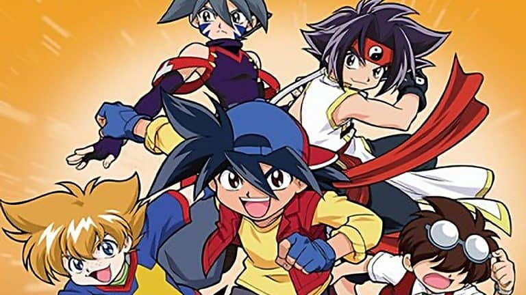 Beyblade V-Force and G-Revolution now streaming on Netflix India