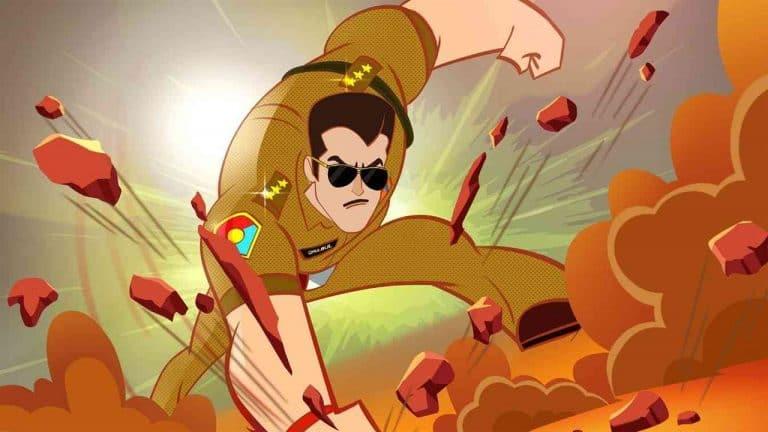 Dabangg animated series to premiere on Disney+ Hotstar