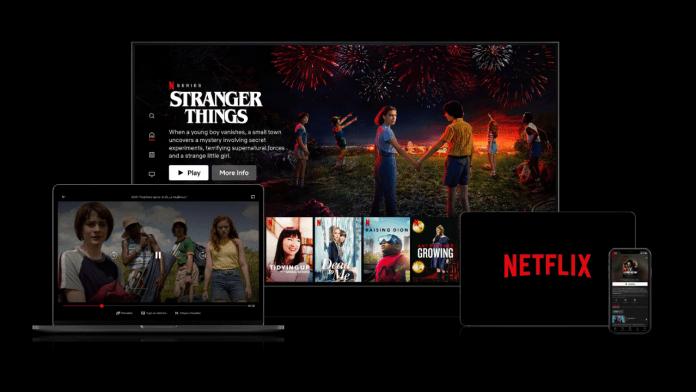 Netflix free titles