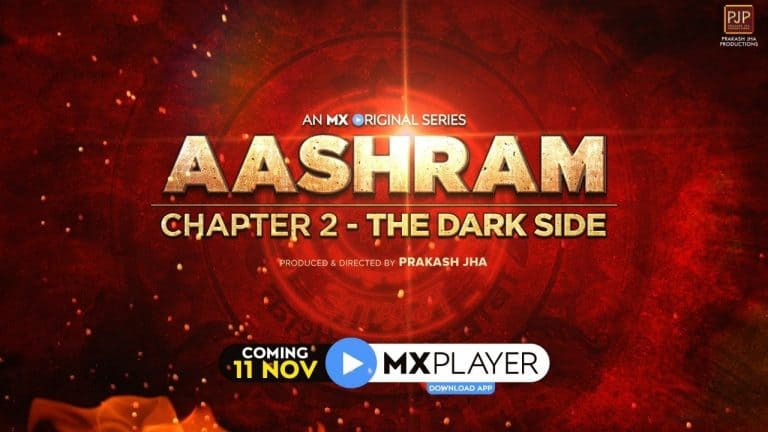 MX Player's Aashram Chapter 2 slated to premiere in November