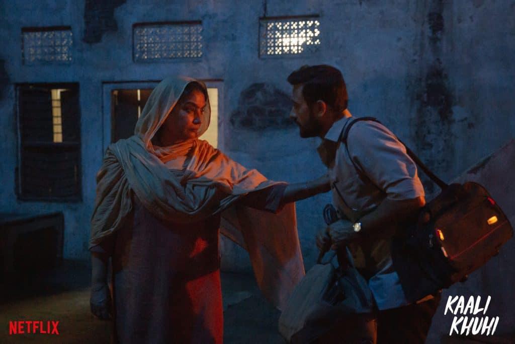 Kaali Khuhi: Netflix's intense rural-horror film 4