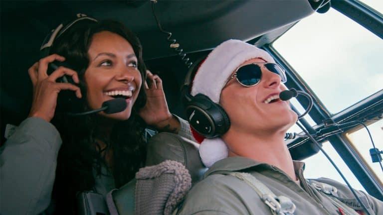 Operation Christmas Drop: Netflix's brand new festive love story