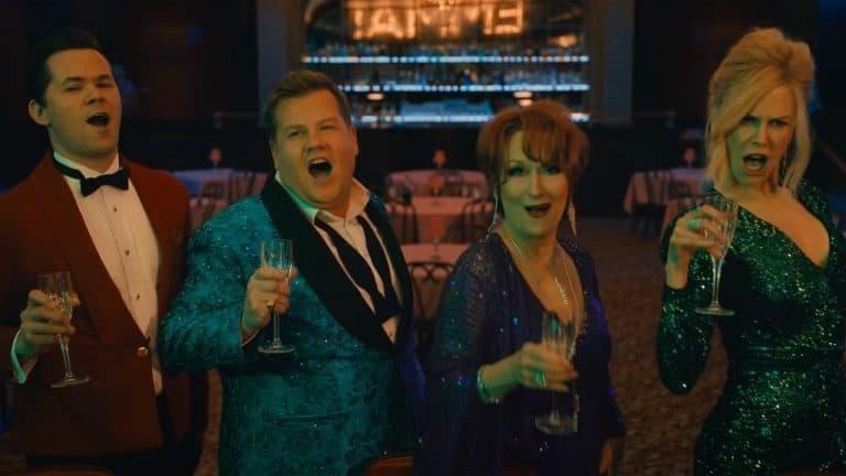 The Prom: Netflix musical comedy starring Meryl Streep