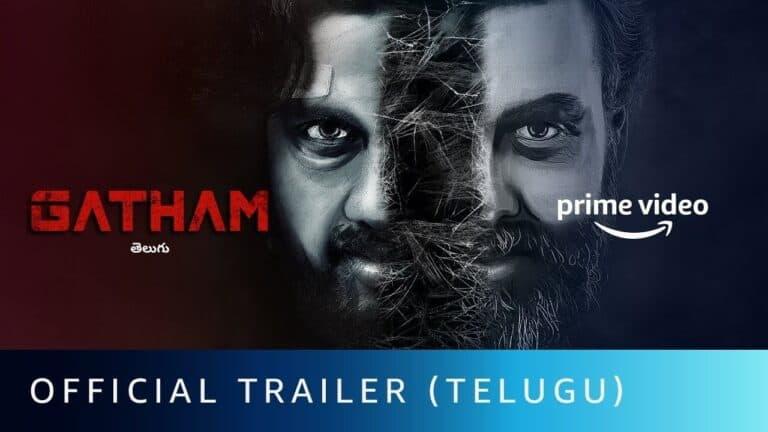 Gatham: Psycho-noir Telugu film on Amazon Prime Video