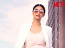 Keerth Suresh Miss India Netflix