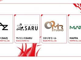 Netflix anime partnership