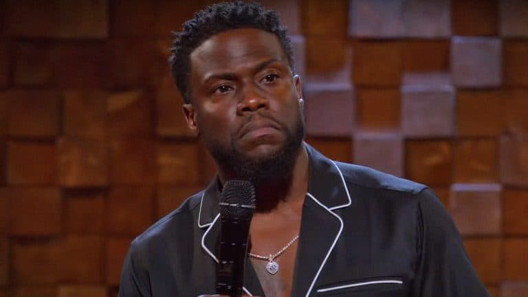 Netflix's new comedy special has Kevin Hart working from home