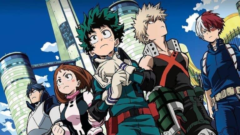 My Hero Academia season 4 to stream on Netflix