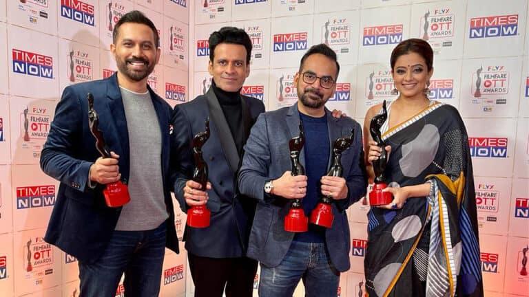 Complete list of winners from Flyx Filmfare OTT Awards 2020