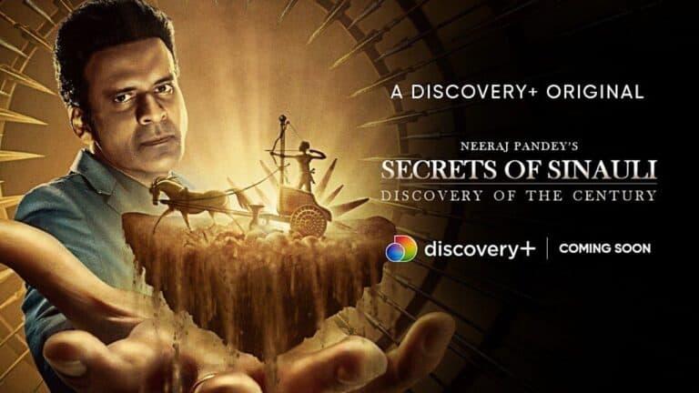 Manoj Bajpayee to host 'Secrets of Sinauli' on Discovery+