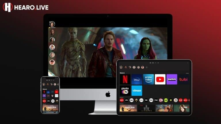 Hearo.Live: All you need to know about the multiplayer streaming app