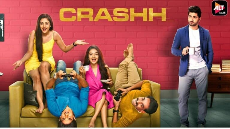 'Crashh' on ALTBalaji: Separated siblings seek reunion