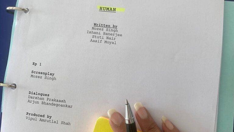Shefali Shah to star in Disney+ Hotstar series 'Human'