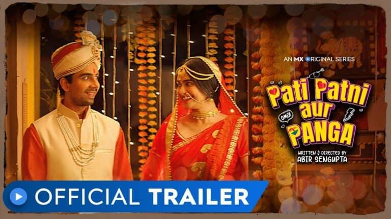 Pati Patni aur Panga: Marriage with twist on MX Player