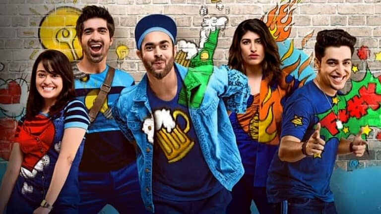 College Romance season 2 on SonyLIV: The Delhi gang returns
