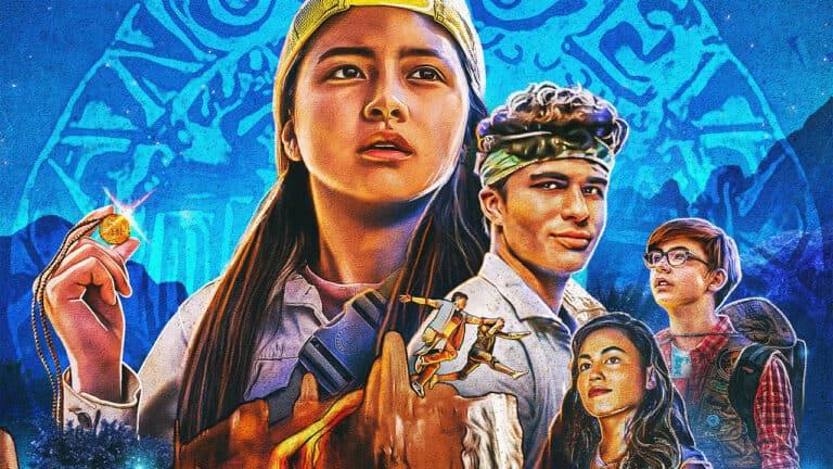 Finding 'Ohana on Netflix: Hunt for a long lost treasure