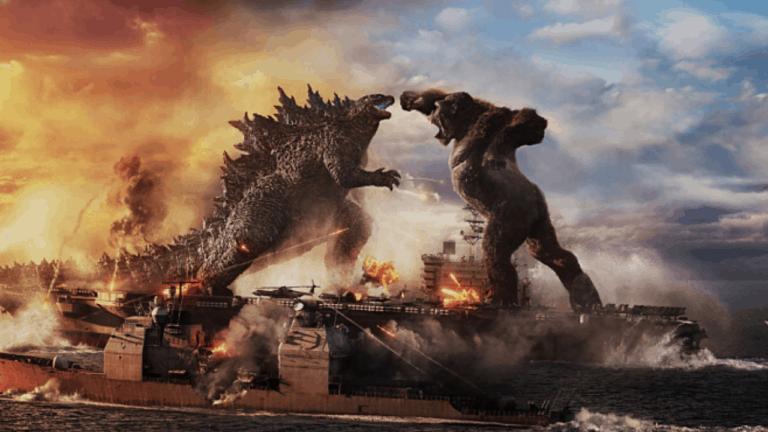 Godzilla vs. Kong trailer teases epic battle of titans