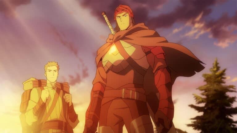 Netflix announces anime series 'Dota: Dragon's Blood'