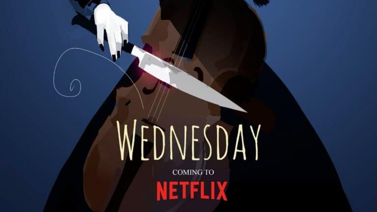 Netflix spin-off on Wednesday Addams under production