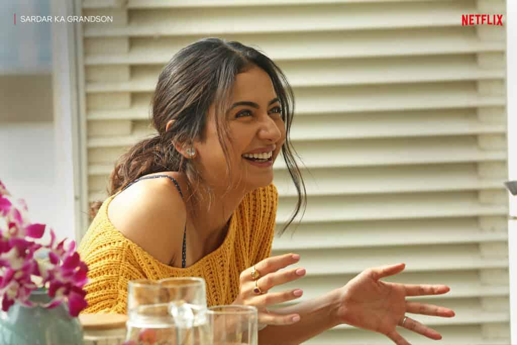 Arjun Kapoor's Sardar Ka Grandson to premiere on Netflix