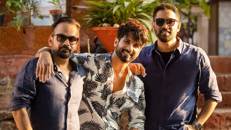 Shahid Kapoor to make OTT debut with Raj and DK's new series